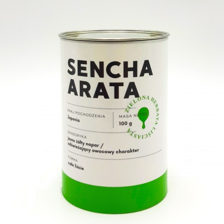 Blue Drop Sencha Arata