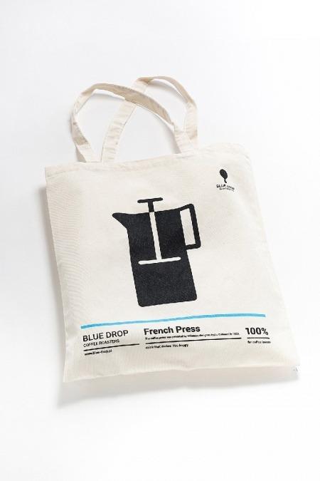 Torba BLUE DROP - French Press