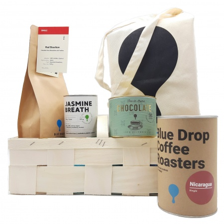 Zestaw kawowy na prezent nr 1
